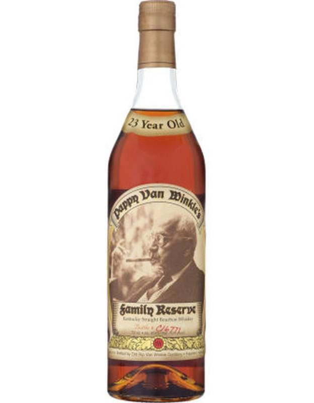 Pappy Van Winkle's 23 Year Family Reserve